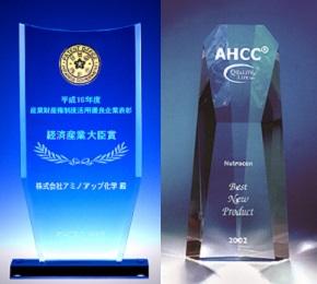 注目を集めるAHCC